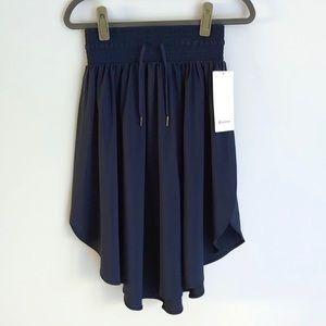 Lululemon The Everyday Skirt, True Navy